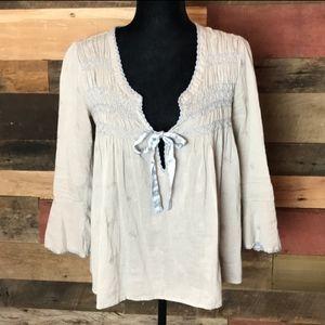 Odd Mollie (Anthropologie) blouse
